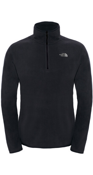 The North Face 100 Glacier 1/4 Zip Men TNF Black